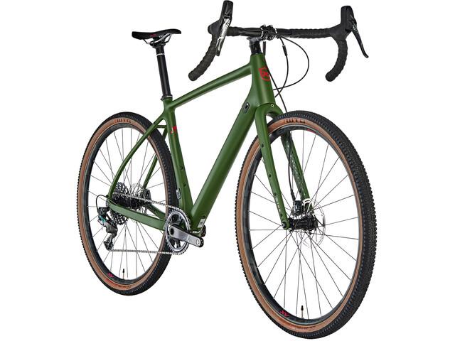 Kona Libre DL Cyclocross grøn (2019) | Cross-cykler